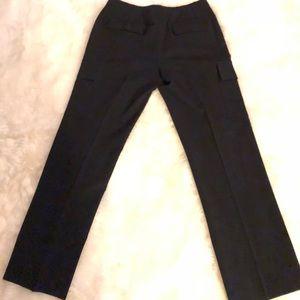 Theory women's black pants size 10